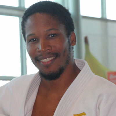 David Suedois - Délégué National Ligue de Judo Guadeloupe